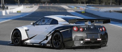 2009 Nissan GT-R FIA GT1 ( Magny Cours unveiling ) 5
