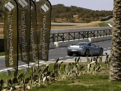 2003 Ascari KZ1 prototype ( UK version ) 10
