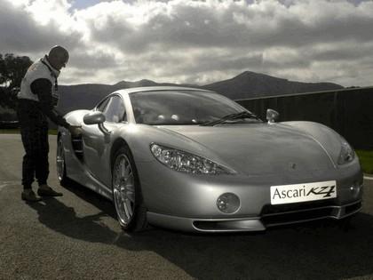 2003 Ascari KZ1 prototype ( UK version ) 12