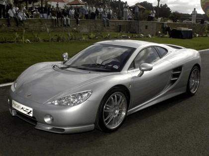 2003 Ascari KZ1 prototype ( UK version ) 14
