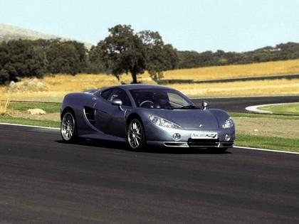2003 Ascari KZ1 prototype ( UK version ) 16