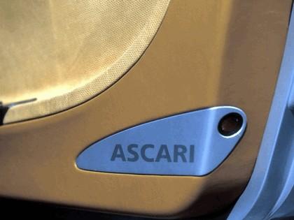 2003 Ascari KZ1 prototype ( UK version ) 19