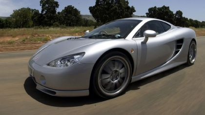 2003 Ascari KZ1 prototype ( UK version ) 5