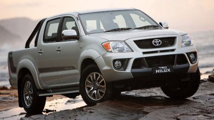 2008 Toyota Hilux TRD 8
