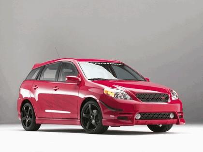 2008 Toyota Matrix XR TRD 1