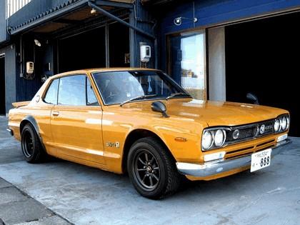 1970 Nissan Skyline 2000 GT-R ( KPGC10 ) 1