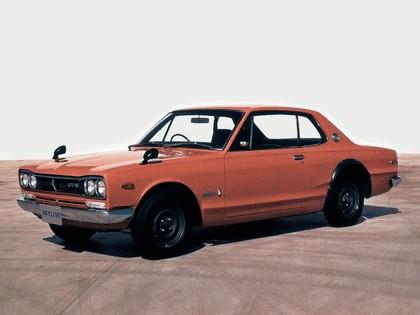 1970 Nissan Skyline 2000 GT-R ( KPGC10 ) 2