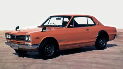 1970 Nissan Skyline 2000 GT-R ( KPGC10 ) 6