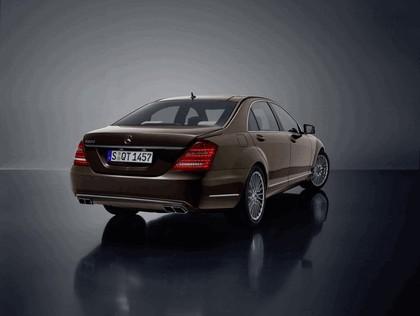2009 Mercedes-Benz S600 2