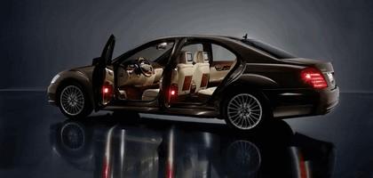 2009 Mercedes-Benz S600 3