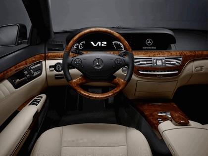 2009 Mercedes-Benz S600 12