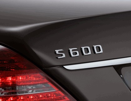 2009 Mercedes-Benz S600 13