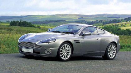 2003 Aston Martin Vanquish V12 2