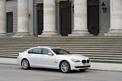 2009 BMW 760Li 2