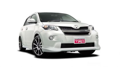 2007 Toyota Ist TRD 2