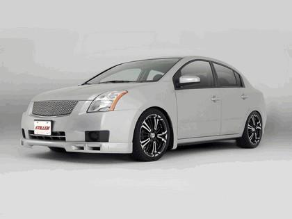 2007 Nissan Sentra 2.0S by Stillen 1
