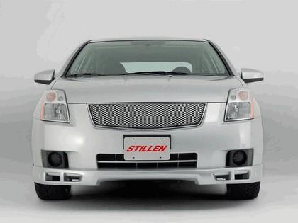 2007 Nissan Sentra 2.0S by Stillen 2