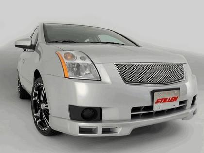 2007 Nissan Sentra 2.0S by Stillen 3
