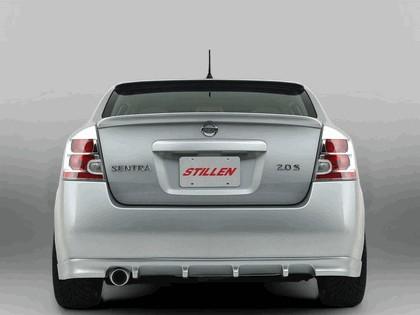 2007 Nissan Sentra 2.0S by Stillen 5