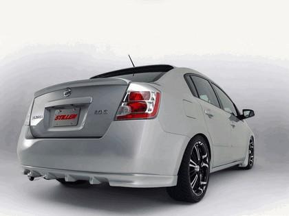 2007 Nissan Sentra 2.0S by Stillen 6