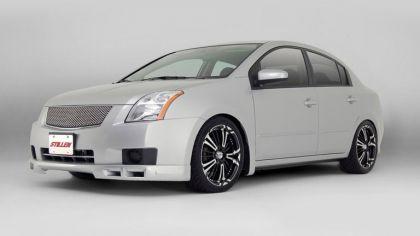 2007 Nissan Sentra 2.0S by Stillen 4