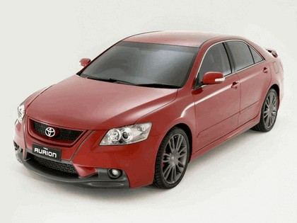 2007 Toyota Aurion 3500SL TRD 1