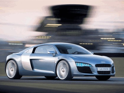 2003 Audi Le Mans quattro concept 1