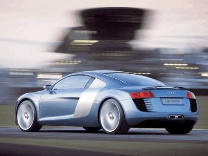 2003 Audi Le Mans quattro concept 2