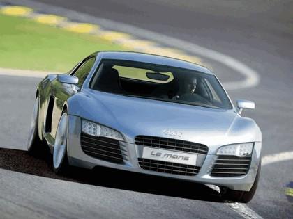 2003 Audi Le Mans quattro concept 8