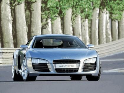 2003 Audi Le Mans quattro concept 9