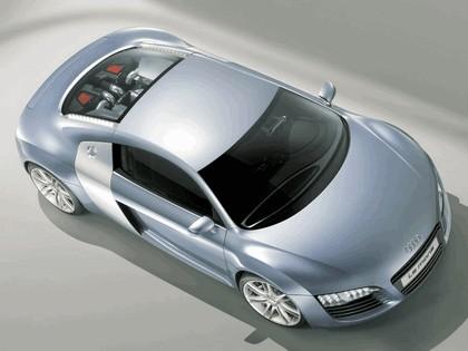 2003 Audi Le Mans quattro concept 13