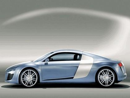 2003 Audi Le Mans quattro concept 15