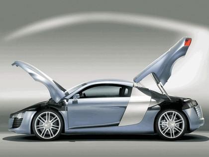 2003 Audi Le Mans quattro concept 16