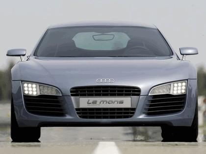 2003 Audi Le Mans quattro concept 19