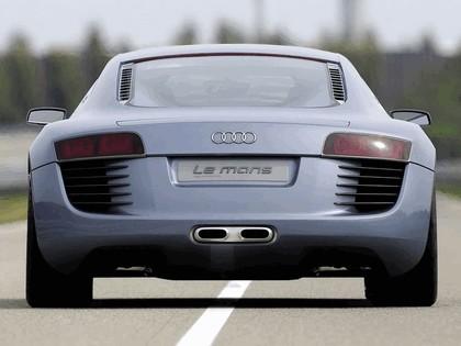 2003 Audi Le Mans quattro concept 20