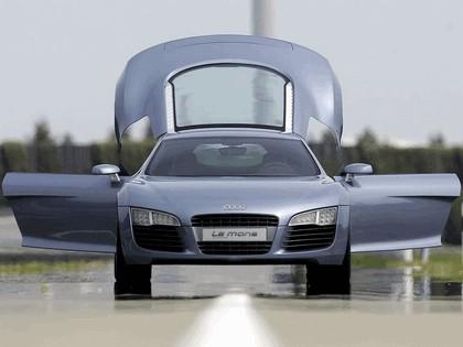 2003 Audi Le Mans quattro concept 21