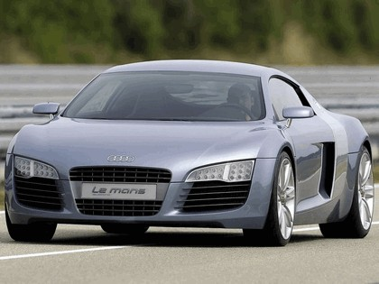 2003 Audi Le Mans quattro concept 22