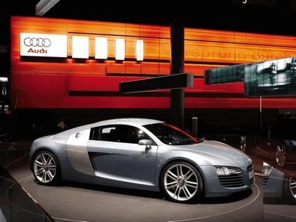 2003 Audi Le Mans quattro concept 25