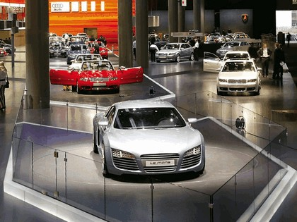 2003 Audi Le Mans quattro concept 27