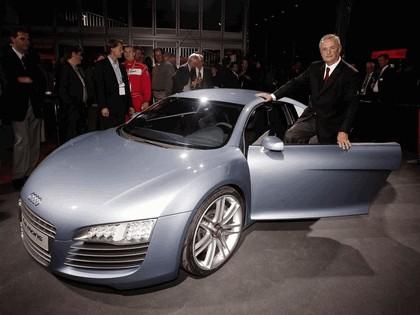 2003 Audi Le Mans quattro concept 30
