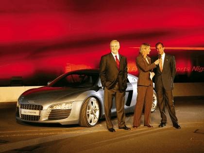 2003 Audi Le Mans quattro concept 38