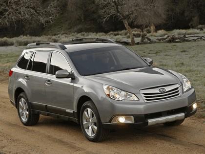 2009 Subaru Outback 3.6R 1