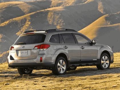 2009 Subaru Outback 3.6R 4