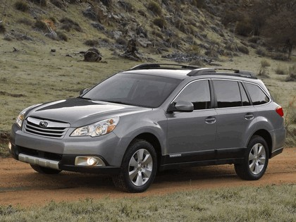 2009 Subaru Outback 3.6R 9
