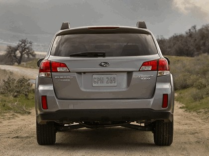 2009 Subaru Outback 3.6R 11