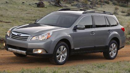 2009 Subaru Outback 3.6R 6