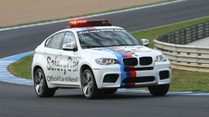2009 BMW X6 M MotoGP Safety Car 1