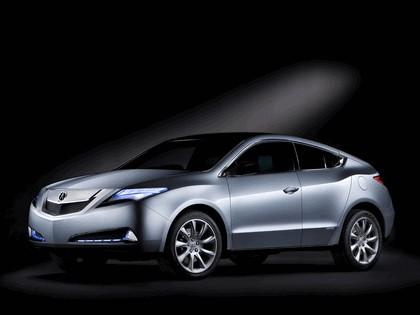 2009 Acura ZDX prototype 1