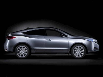 2009 Acura ZDX prototype 3
