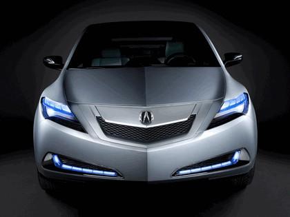 2009 Acura ZDX prototype 5